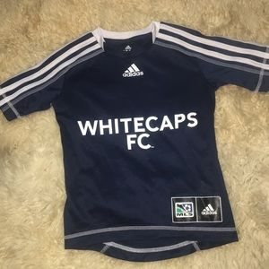 adidas soccer T-shirt